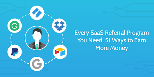 Every SaaS Referral Program You Need: 51 Ways to Earn More Money | Process Street