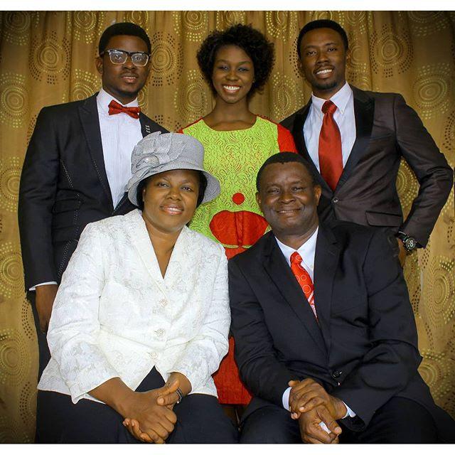 Image result for mike bamiloye family