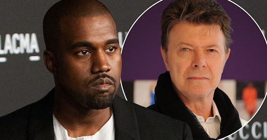 Thousands sign petition to stop Kanye West from recording David Bowie album