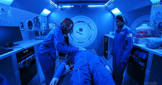 How to handle a medical emergency on a deep space mission