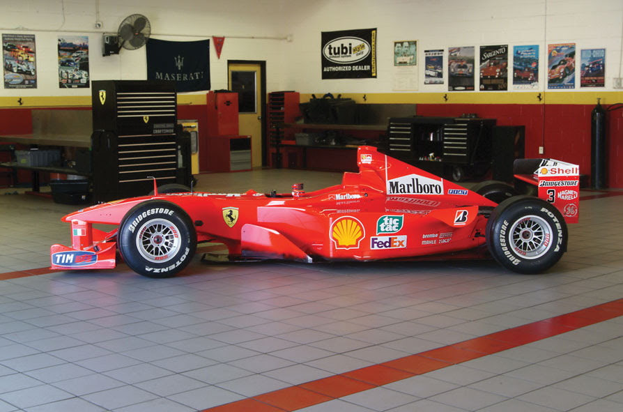F 1 Cars For Sale