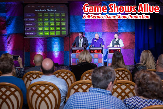 Game Show Entertainment – The Adult Party Idea of 2017