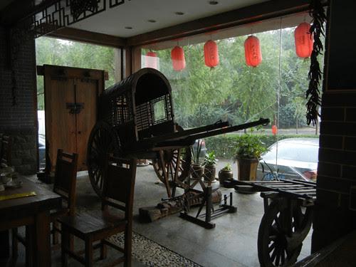 DSCN0156 _ Restaurant, Shenyang, September 2013