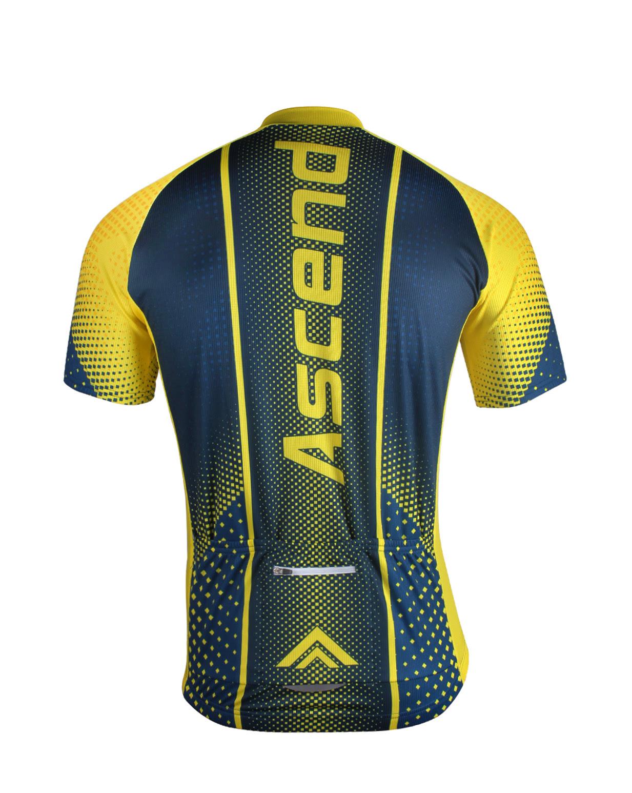 Elevate Custom Cycling Jersey  Ascend Sportswear