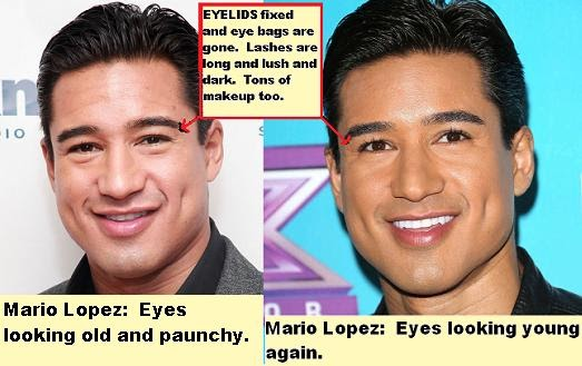 Mario Lopez Without Makeup Celebrity In Styles