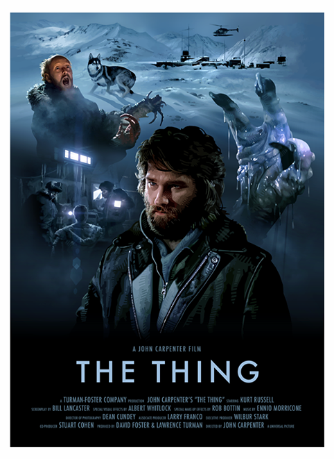 The Thing by Brian Taylor