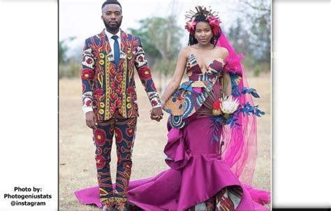 Zambian Traditional Wedding Dresses   The Chef