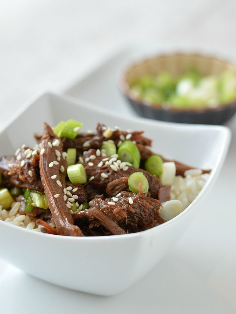 Slow Cooker Chinese Beef