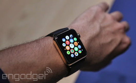 Canadian man gets fined for using his Apple Watch while driving