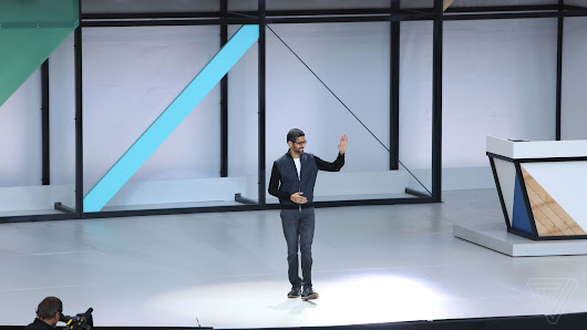 Watch the Google I/O 2017 keynote in 10 minutes