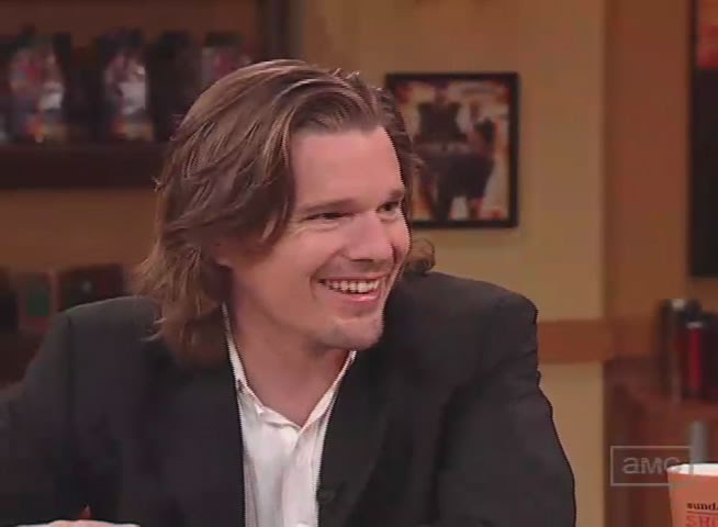 Ethan Hawke on Celebrity Couples