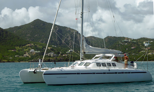 Luxury Catamaran for Sale