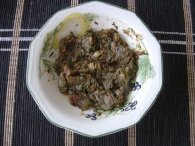 GourmandBharta
