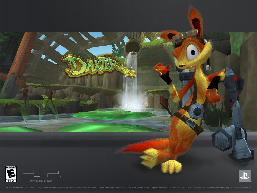 Daxter Jak And Daxter Wallpaper 13433036 Fanpop