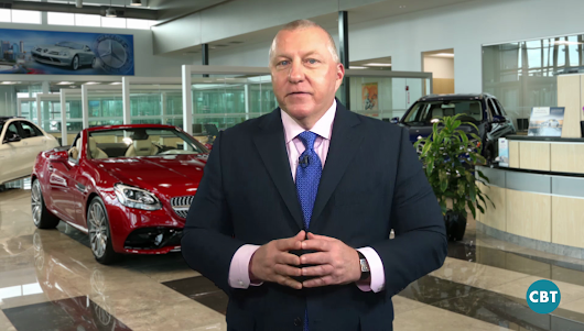 Saturday Morning Sales Meeting with Mark Tewart - CBT News - The Official News Source of Retail Automotive