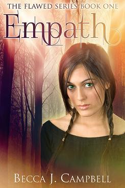 Empath eBook cover MINI