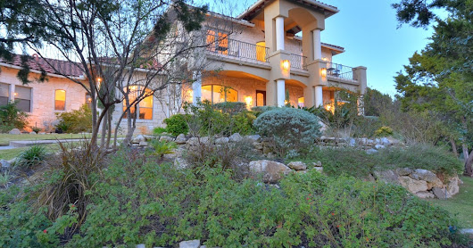 Private Setting, LTISD with Lap Pool - 4104 Serene Hills Drive, Austin, TX 78738