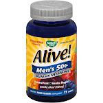 Nature's Way Alive Men's 50+ Gummy Vitamins - 75 count