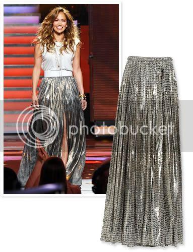 American Idol Season Finale Jennifer Lopez Outfits