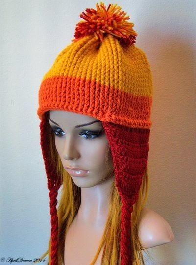 April Draven: Jayne Cobb Inspired Hat Free Pattern