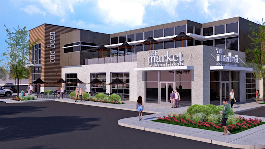 Here's a glimpse of what the new Shops at Kenilworth will look like - Baltimore Business Journal