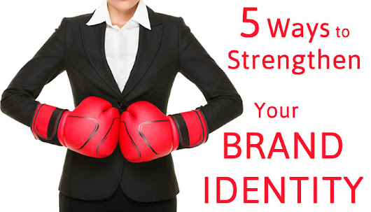 5 Ways to Strengthen Your Business Brand Identity | eVision Media
