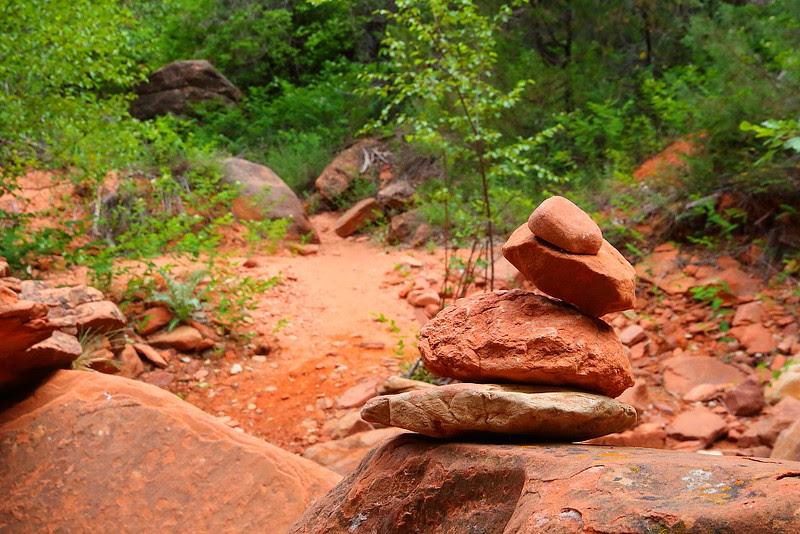IMG_5854 Kolob Arch/La Verkin Trail, Zion National Park