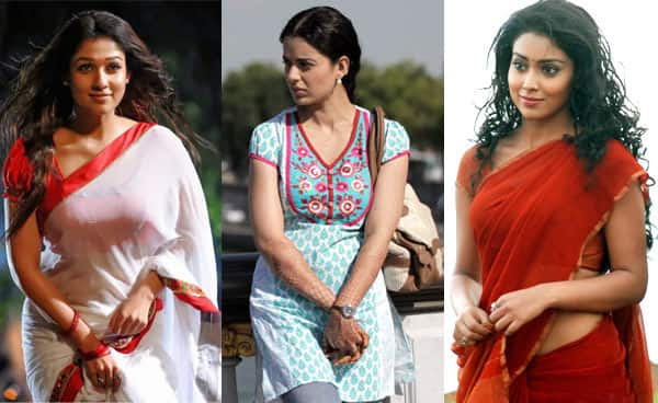 Kangana Ranaut character in Tamil Queen