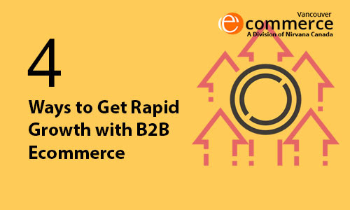 4 Ways to Get Rapid Growth with B2B Ecommerce – Ecommerce Website Blog