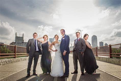 Same Location Better Photos   Best Minneapolis Wedding