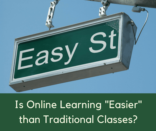 Lie #3: Online Learning is Easy - Centre for Distance Education