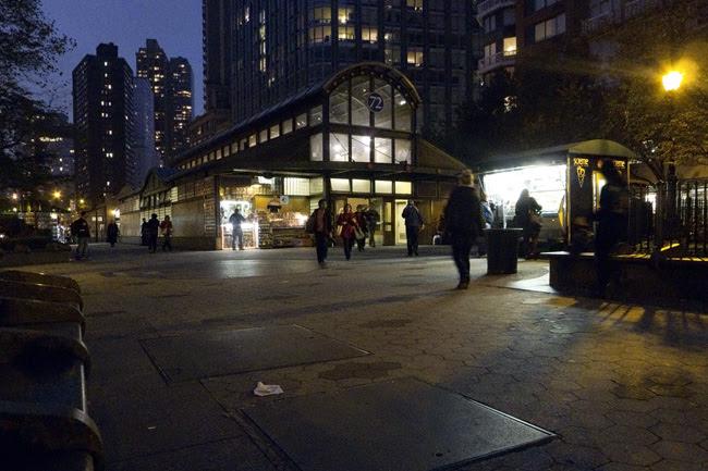 W72nd Street, UWS