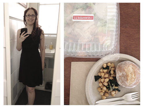 Blogshop SF Day 2: OOTD and Lunch