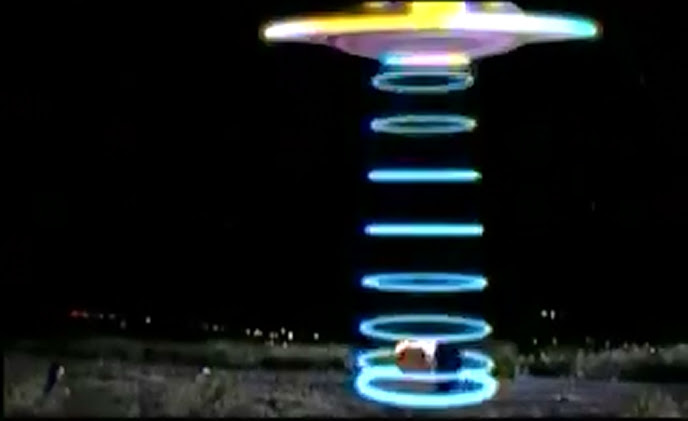Well, of course the UFO will come by and enbiggen your crappy moussaka