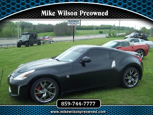Used 2013 Nissan Z 370Z Touring Coupe for Sale in Winchester KY 40391 Mike Wilson Preowned