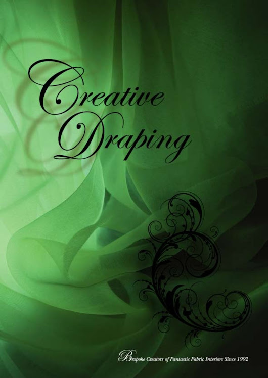 Creative Draping Leaflet