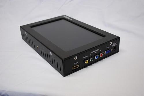 """8.9"""" HD Pro Monitor HD089B"""