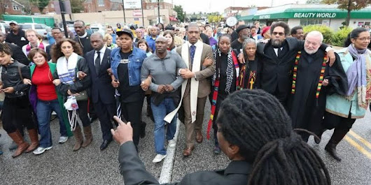 Arrested in Ferguson in an Act of Repentance