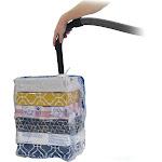 Egemen Magic Saver Vacuum Cube Bag Set of 5 Value Pack - Xlarge 2/Pkg; XXLarge 3/Pkg