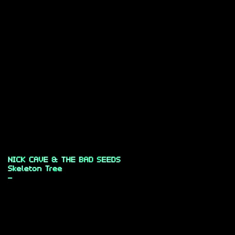 Resultado de imagen para skeleton tree nick cave & the bad seeds album cover