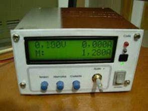 PIC16F873P 0-25v 2.5a chỉ số kỹ thuật số cung cấp điện