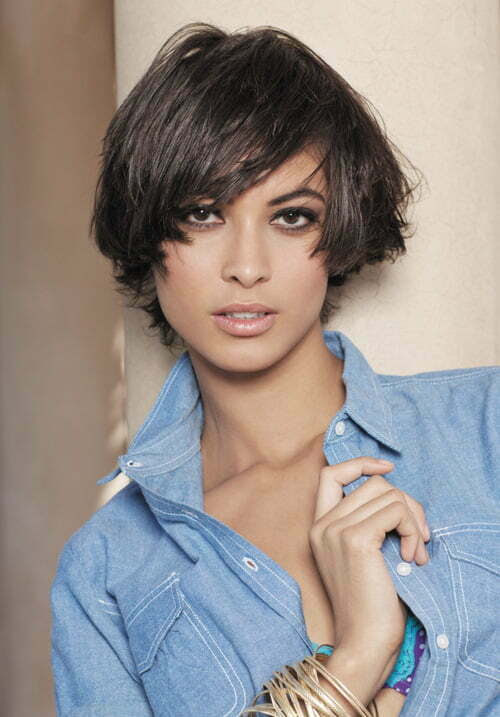 Pictures of Short Straight Haircuts 2012 - 2013 | Short ...