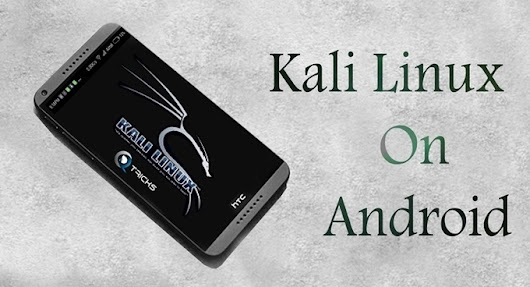 How To Install & Run Kali Linux Android in 2017 (Updated) | Qd Tricks - Brings You Technology
