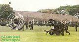 Indonesia's MLRS range 10-400 km