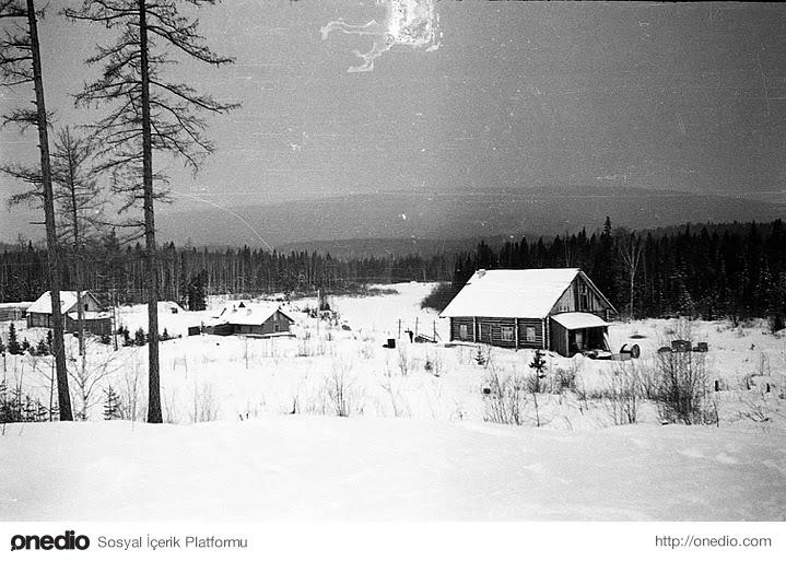 13-) Dyatlov'un Kamerasından 1959