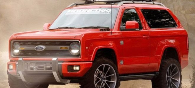 2020 ford bronco cost review new cars review for Ford motor company pricing strategy