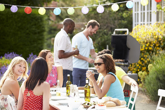 How to enjoy a summer party with hearing loss