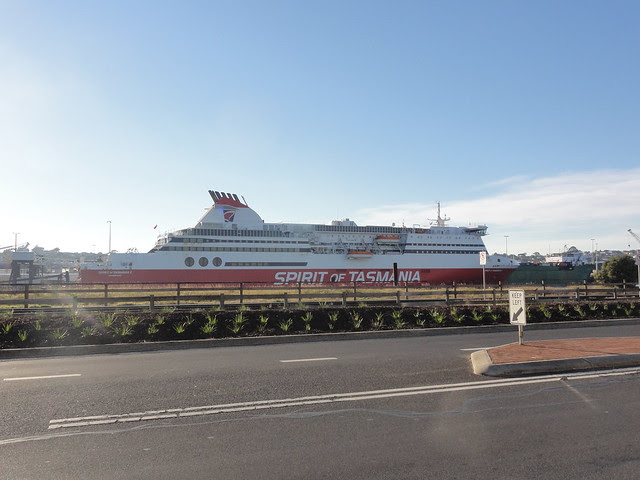 Bootreis naar Tasmanie