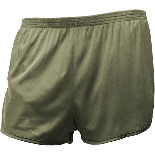 3950fe7413a01 Soffe Adult Military Ranger Running Shorts Green M - Google Express