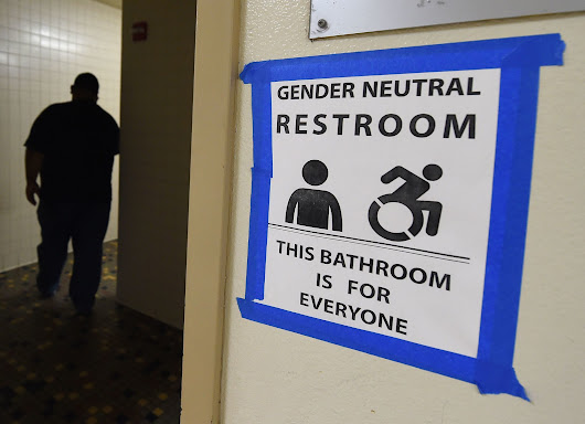 Transgender bathroom leads to confusion